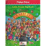 Little People Big Book About Familiesby n/a