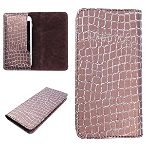 DooDa PU Leather Case Cover For Alcatel Idol X+
