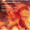 Symphony no. 10 in E minor by Shostakovich, Dmitri Dmitrievich, 1906-1975