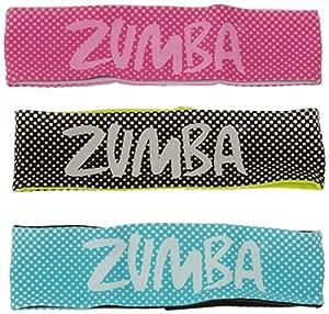 Zumba Fitness Women's Out-Of-My-Way Headband - Multi, One Size
