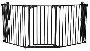 impag grille de de fermeture barri re de protection chemin e barri re barri re de. Black Bedroom Furniture Sets. Home Design Ideas