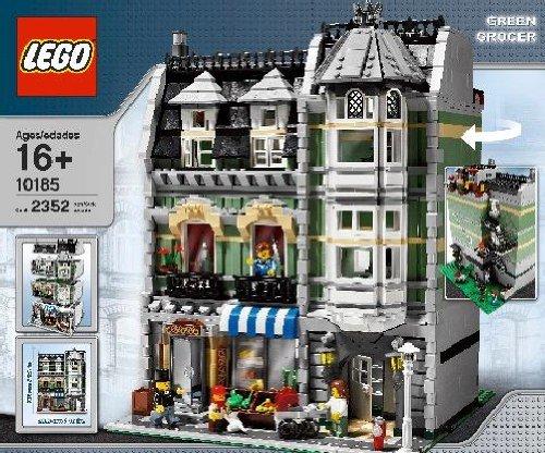 LEGO Modular Green Grocer - 10185