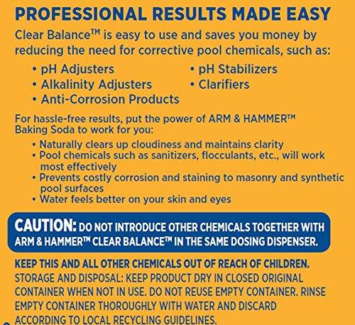 Arm & Hammer Clear Balance Pool Maintenance Tablets