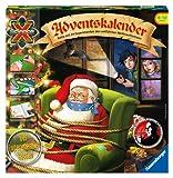 Ravensburger 18896 Science X - Calendario de Adviento: rescata a Papá Noel con 24 pistas [Importado de Alemania]