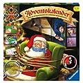 Ravensburger 18896 - ScienceX Adventskalender - Rette mit 24 Experimenten den entf�hrten Weihnachtsmann