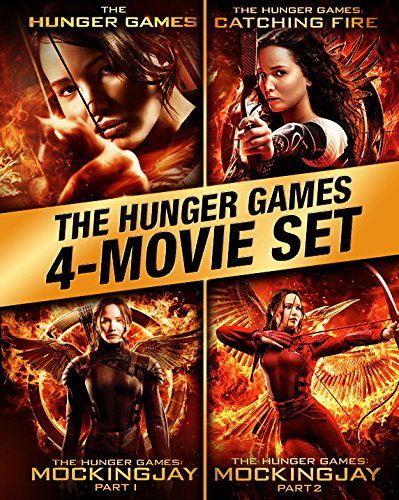 The Hunger Games 4-Film Complete Collection