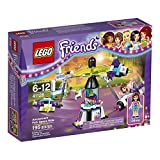 LEGO Friends 41128 Amusement Park Space Ride Building Kit (195 Piece)