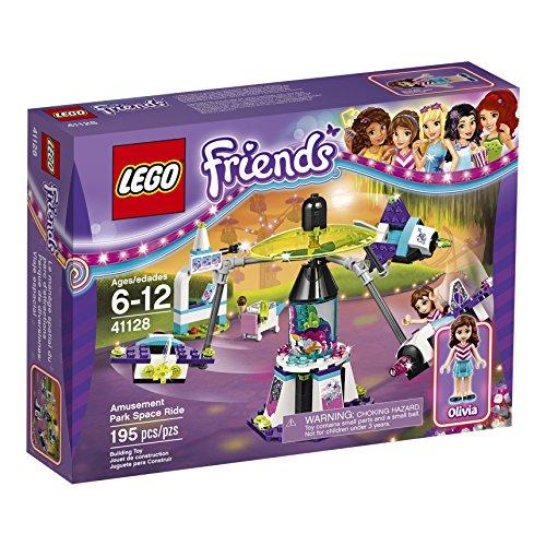 LEGO Friends 41128 Amusement Park Space Ride Building Kit (195 Piece) (Space Island One compare prices)