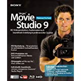 "Sony Vegas Movie Studio 9 Platinum Pro-Packvon ""Sony Creative Software"""