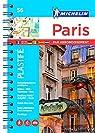 Plan Paris par Arrondissements (Spirale Plastifie) par Michelin