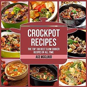Crockpot Recipes Audiobook