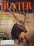 img - for American Hunter Magazine September 1982 book / textbook / text book