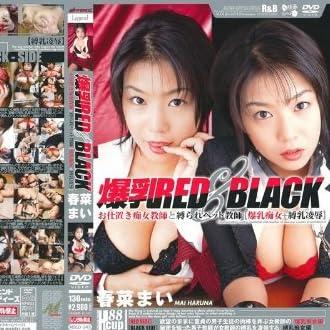 爆乳RED&BLACK [DVD]
