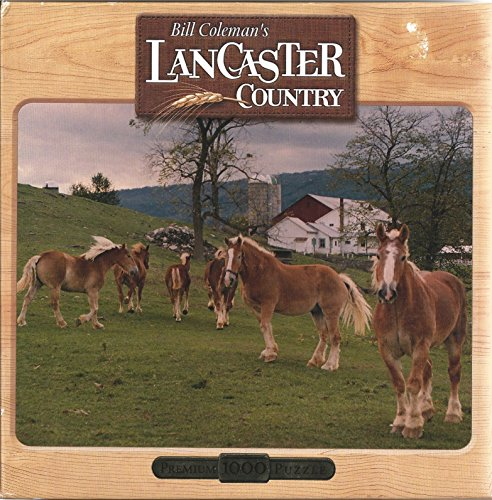 "Lancaster Country Puzzle: ""All in a Day"": 1000 pc. - 1"