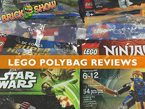 Review: Lego Polybag Reviews