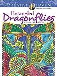 Creative Haven Entangled Dragonflies...