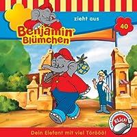 Benjamin zieht aus (Benjamin Blümchen 40) Hörbuch
