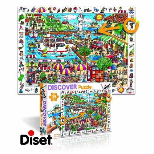 Imagen principal de Diset 69582 - Discover Puerto