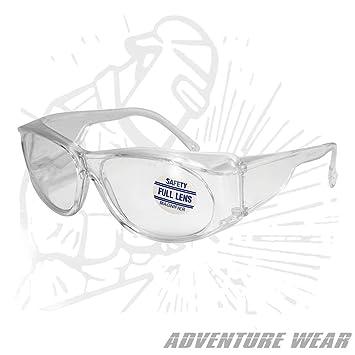 79936fd103 Sale Mag-Safe Full Magnifying Reader Safety Glasses 1.50 Magnifier ...