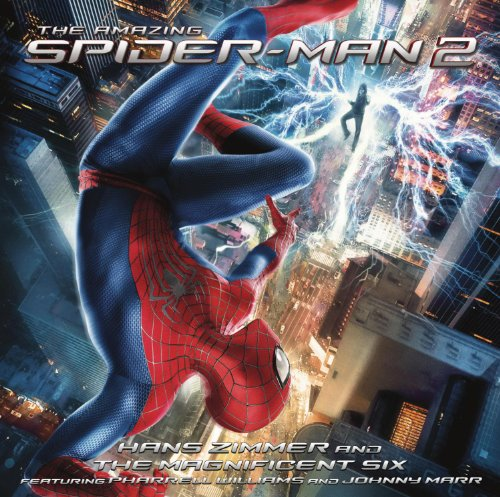 VA-The Amazing Spider Man 2 OST-WEB-2014-FRAY Download