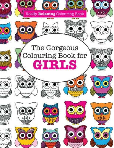 Put the Gorgeous Colouring Book for GIRLS in your child's gluten free Easter Basket
