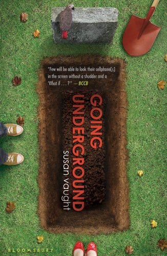 70% Off Today's Kindle Teens Deal For Thursday, May 23 – Thought Provoking and Engaging Going Underground by Susan Vaught is Now $2.99