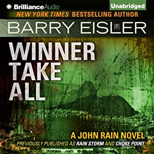 Winner Take All: John Rain, Book 3 | [Barry Eisler]