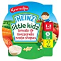 Heinz Little Kidz Tomato and Mozzarella Pasta Shells 230 g (Pack of 5)