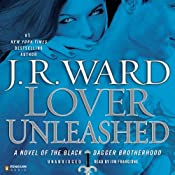 Lover Unleashed: The Black Dagger Brotherhood, Book 9 | J. R. Ward