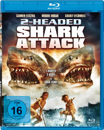 Two Headed Shark Attack [Blu-ray]