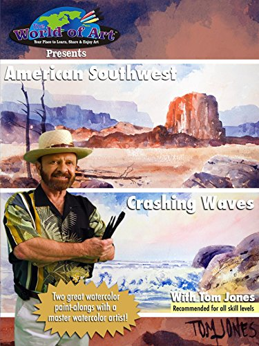 Double Feature: American Southwest & Crashing Waves