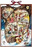 Weihnachtswichtel-Wimmelkalender
