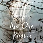 No One Knows | J. T. Ellison