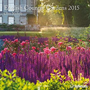 English Country Gardens 2015 Calendar