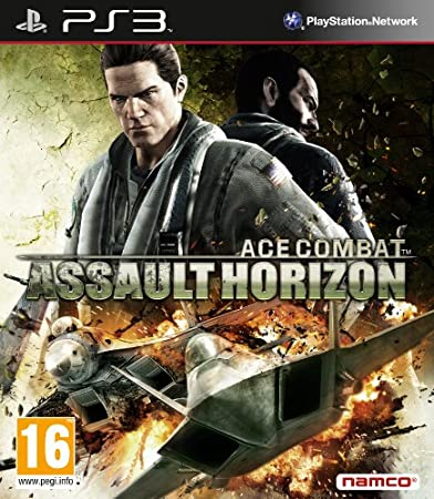 Ace Combat Assault Horizon - Limited Edition (PS3)