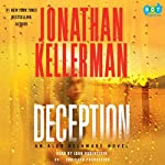 Deception: An Alex Delaware Novel (       ABRIDGED) by Jonathan Kellerman Narrated by John Rubinstein