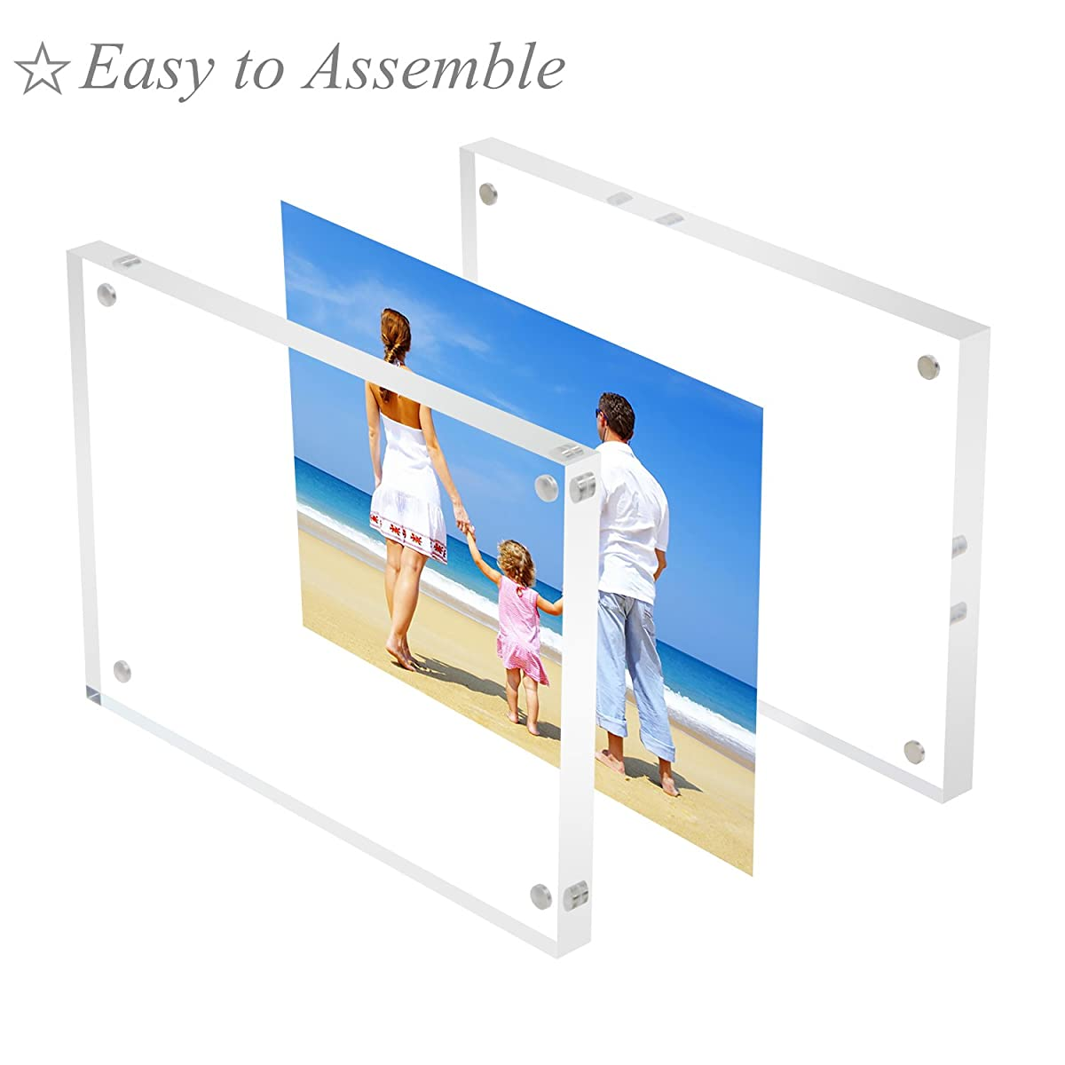 Luxury Clear Acrylic Frames Motif - Framed Art Ideas - roadofriches.com