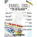 Panel One: Comic Book Scripts by Top Writers (Panel One Scripts by Top Comics Writers Tp (New Prtg))