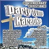 Party Tyme Karaoke - Contemporary Christian 3 (16-song CD+G)