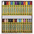 Crayola 28ct Jumbo Sized Non-Toxic Colored Oil Pastel Sticks