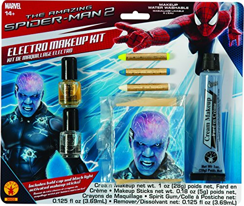 The Amazing Spider-man 2, Electro Black-Light Special Effects Make-Up Kit