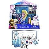Tara Toy Frozen Stick-On-Styles Light Up Activity Book
