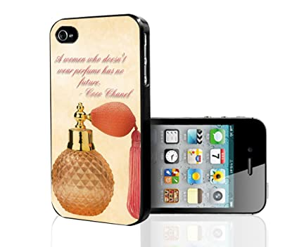 Chanel Iphone 5 Case Amazon Chanel Quote Iphone 5 Case