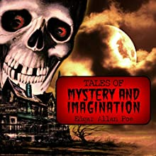 Tales of Mystery & Imagination (Tales of Mystery & the Supernatural) (       UNABRIDGED) by Edgar Allan Poe Narrated by Christopher Perkin