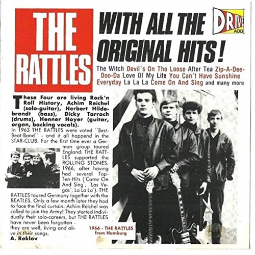 Rattles - The Rattles With All The Original Hits - Zortam Music