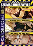 XXX Hardcore, Sex Mad Housewives (3 film set) [DVD]