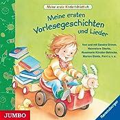 Meine ersten Vorlesegeschichten und Lieder (Meine erste Kinderbibliothek) |  div.