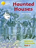 Oxford Reading Tree: Stages 8-11: Jackdaws: Pack 2: Haunted Houses (019845452X) by Poulton, Mike