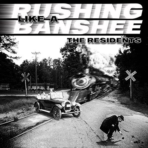 Vinilo : RESIDENTS - Rushing Like A Banshee / Train Vs. Elephant