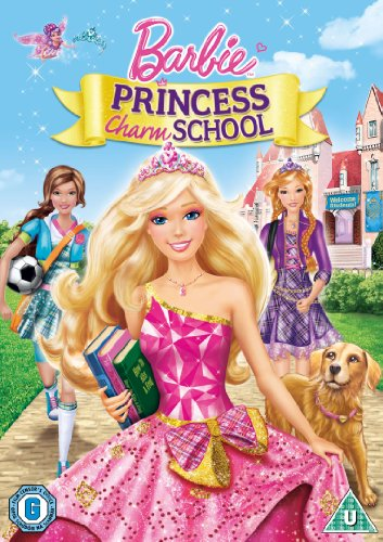 Barbie - Princess Charm School [DVD]